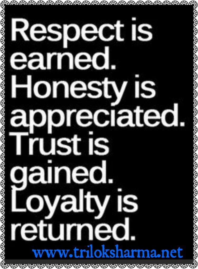 honesty_trilok